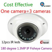 best wireless security camera system - Best Price MP P Degree Wide angle Panoramic fish eye lens HD IP security Camera system