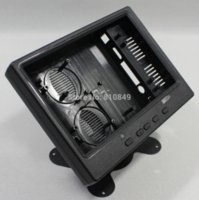 black arc board - Plastic case for inch HSD070PWW1 lcd for HDMI VGA AV driver board case for sony ericsson xperia arc