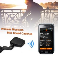 bicycle computer cadence wireless - ANT Sensor Bike Bicycle Computer Speedometer Speed Cadence Sensor Bluetooth Smart Fitness for iPhone Wahoo Fitness MapMyRide