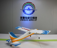 Wholesale rc plane U Trainer EPP plane mm in beginner channel hobby toys foam R C radio control model airplane aerobatics KIT