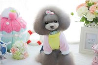 Собаки любимчика одежды собаки Tactic небольшие одежды собаки чашка VIP весна весна лето одежды четыре одежды бишон
