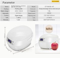 Wholesale smart rice cooker with nano inner pot for white colar students baby the older OUSHIBA N7