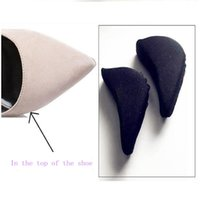 wholesale to the public - Sponge Head Adjust Size Shoes to Prevent Wear Shoes Big Long Toes Against the Pain Foot Forward