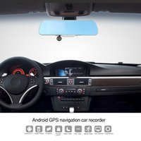 Wholesale 5 inch Android GPS navigation car DVR WiFi FM G Sensor