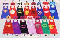 ape movies - 2016 Double Side capes star wars capes mask set customize logo Darth vader Yoda stormtrooper Ape man capes and masks free DHL