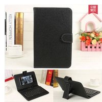 Wholesale 10pcs NEW HOT General Wired Keyboard Flip Holster Case For Andriod Mobile Phone keyboard holster phone