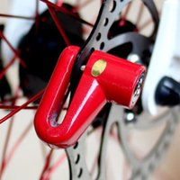 Wholesale Hot Sales Motorcycle Cycling Brake Disc Wheel Lock Mini Scooter Security Anti theft Lock MN0013