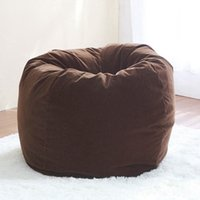 Wholesale Leisure Sofa Chair Bed Living Room Furniture Removable Creative Bean Bag Lazy Sofa Computer Chair JF0006