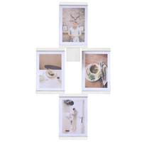 Wholesale LEGGY HORSE Wall or Desktop Decor DIY Innovative Connectable Flexible Transparent Acrylic Photo Pictures Frames with Magical Module