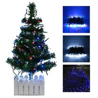 Wholesale Solar Powered LED Outdoor String Light Lamp for Christmas Wedding Party Festival Decoration