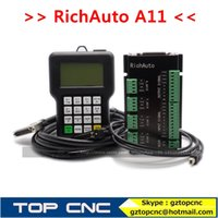 Wholesale RichAuto A11 CNC DSP controller system axis motion control system for cnc engraving machine