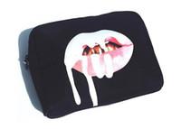 Wholesale 2016 Kylie Jenner Make Up Bag Birthday Collection Makeup Bag Kylie Lip Kit Bag High Quality