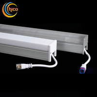 Wholesale Factory direct sale LED guardrail tube lamp and street lamp with v voltage which have interal control external control sections
