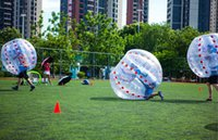 Wholesale Amazing m inflatable human hamster ball inflatable bumper ball bubble football bubble soccer