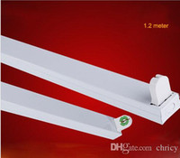 Wholesale 600mm T8 bracket LED AC85 V lamp fluorescent stent led tube lamps lighting t8 lamp holder lamp full set of