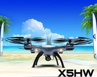 angle technology - Latest technology New Product Syma X5HW G High hold mode with HD camera Wifi FPV RC Drone