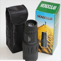 Wholesale Top Sale Monocular X52 night vision than infrared telescope single cylinder double adjustable military binoculars with times