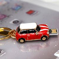 Wholesale Mini car g mini car U disk U disk g individual car USB g free custom disk g