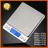 Wholesale Jewelry Electronic Pocket Mini Digital Scale WeighingScales g g g g g g Weight with Retail Box