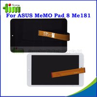 asus panel pc - Original quot Tablet PC LCD Touch Panel For ASUS MeMo Pad ME181C ME181 K011 LCD Display Touch Screen Digitizer Assembly Tim4