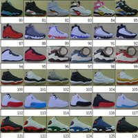 promotion fan - Cheap Fashion AJ Sneaker Keychain PVC Basketball Key Chain Rings For Fans Classic Collection Gifts