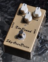 Wholesale Pro Vintage RM Drive Centaur Great Sky Overdrive Very Dynamic Good solid build Really Clean Buffer by XinSound