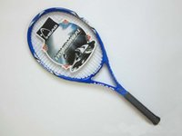 tennis racquets - Tennis Racket Racquet Racquets raquete de tennis Carbon Fiber Top Material tennis string