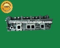Wholesale WE WL AT complete Cylinder head assembly ASSY for Ford Ranger Everest TDI TDI v Mazda BT BT50 pick up cc