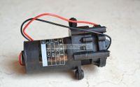 Wholesale ZC A210 V V Mini Plastic Gear Pump Self Sucking Water Pump Degree ZC A210