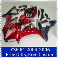 aftermarket fairing kit - motorcycle sportbike Bodycover for Yamaha YZF R1 Motorbike Fairing Kit YZF R1 Aftermarket motorcycle bodywork