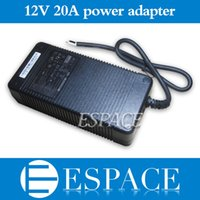 Wholesale 10pcs V A W Power Supply AC V to DC Adapter transformer v with good quality free DHL