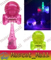 Wholesale DY100 Led Kendama ball children s ball skills Queen sword ball skills ball educational ball toy
