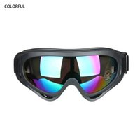 Wholesale Tactical Hunting TPU PC Lens Colors Lense X400 Protective Goggle For Hunting Cycling CL8