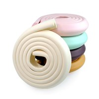 Wholesale Hot Sale soft safe corner protector Baby Desk Table Protective Strip For Kids Children Security Cushion Anti crash Protector