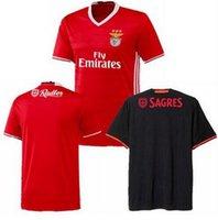 benfica shorts - Top quality NEW SL Benfica Soccer Jersey Sport Lisboa football shirts maillot de foot