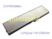 Wholesale 7 V mAh CLIO160 H00098 M BA U511 Battery Replacement For Shift X9500 Series UMPC Li Polymer battery operated floating candles