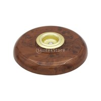 Wholesale Maple Cello Endpin Stop Holder Non slip with Metal Eye