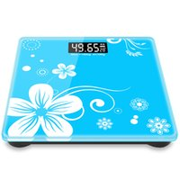 bathroom scales accurate - 180kg lb precision accurate floor scales bathroom household weight digital body human bariatric electronic scales