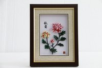 Wholesale Iron painting handicrafts with Chinese culture connotation metal pictures