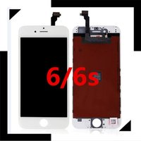 bag assembly - A LCD Display Touch Digitizer Complete Screen Full Assembly Replacement parts for iPhone s tools bag