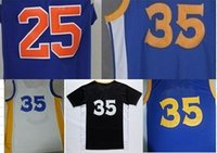 basketball jersey blue - 2016 New Jersey GoldenState blue white black yellow size S XL accept mix order DHL