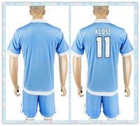 anderson homes - Fast Uniforms Kit Lazio Soccer Jersey Lukaku Kishna Basta Djordjevic Anderson KLOSE Home Blue Jerseys
