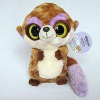 aurora world - Aurora World Plush YooHoo Friends the Brown Mongoose inch New Toy