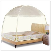 Wholesale High Quality Mosquito Net mosquito net Ger nets meters Double Bed mosquito bar home application feet open door baby mosquito net