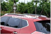Wholesale Aluminum SUV Car Roof Rack Luggage rack Roof Racks For Nissan X Trail XTrail
