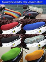 Wholesale Motorcycle Scooter Sun insulation cushion cover D breathable seat cushion medium and small number of all inclusive optional