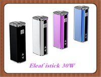 Wholesale Eleaf istick W simple kit eleaf istick W battery eleaf istick W mod mah VS istick W W w w Good Quality