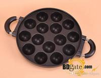 Wholesale Dutch Pancakes Poffertjes Pan Iron Mold