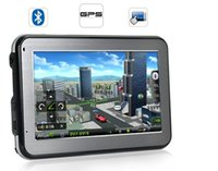 Wholesale 4 inch GPS with FM build in G load D map