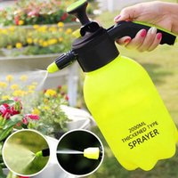 Wholesale L One hand Air Pressure Sprayer Gardening Irrigation Adjutable Spraying Nozzle spraying weeds feeding plants and flowers